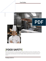 Food Safety - Student Materials