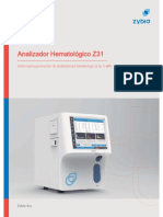 Brochure Hematologio Z31