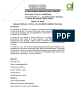 Volumetría de Formación de Complejos