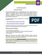 Evidencia 2 Los Sistemas de Informacion