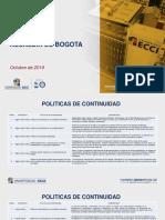 Propuestas Alcaldia de Bogota
