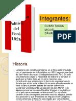 Constitucion Vitalicia