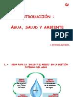 Agua, Salud Medio Ambiente. Operaciones 1