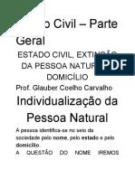 Direito Civil i - Aula 5