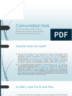 Comunidad Nazi
