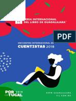 Encuentro Internacional de Cuentistas 2018