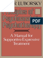 Luborsky, Lester - Principles of Psychoanalytic Psychotherapy.pdf