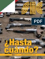 ¿Hasta cuando? Revista especial sobre el desarme