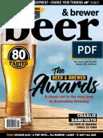 Beer & Brewer - Summer 2017-2018