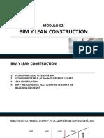Modulo 2 Bim y Lean Construccion