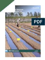Inta- Conceptos Basicos de Las Relaciones Agua Suelo Planta