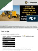 306304123 Motoniveladoras John Deere Series g