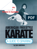 1anderson Dan American Freestyle Karate a Guide to Sparring 4