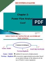 3 Power Flow-gauss Seidel Ulearn