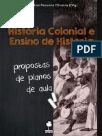 História Colonial e Ensino de Historia