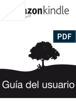 Kindle User's Guide Spanish