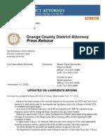 Orange County DA Office