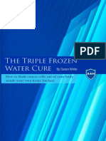 FROZEN WATER CURE