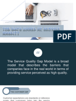 Ppt Service Marketing