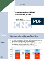 Consommation Vidéo Et Internet Des Jeunes