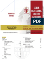 Shs Handbook Sisfu18-19