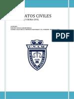 Anatocismo y Usura Civil