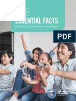2019 Essential Facts About the Computer and Video Game Industry - Entertainment Software Association