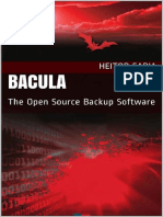 Bacula - The Open Source Backup Software - Heitor Faria