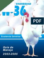 Manual Ponedora Blanca