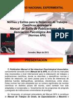 Normas y Estilo - Apa-signed