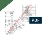 "FMC DR 3"" plug valve"