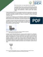 Los Principales Elementos Del Motor y Las Características Del Material