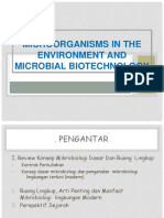 Microorganisms in the Environt and Microbial Biotechnology