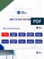 QRC 10-Step STO Process
