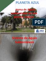 Sistema de Agua Subterranea
