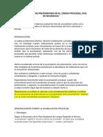 ENSAYO DE ACUMULACION DE PRETENCIONES.docx
