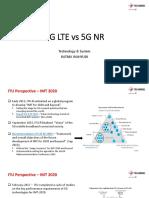 4G-LTE vs 5G-NR