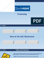 Presentation on How to Do AAC Blockwork.ppsx