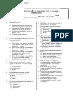Examen Recuperacion de Ept - 2do Año Con Claves