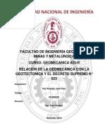 GEOMECANICA Y GEOTECNIA - GEOMECANICA FIGMM