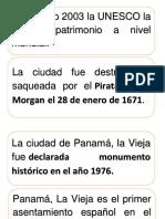 Panama La Vieja