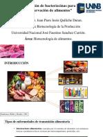 Presentación Bacteriocinas UNAB