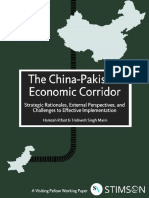 The China-Pakistan Economic Corridor - Final
