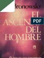 El Ascenso Del Hombre (Jacob Bronowski)