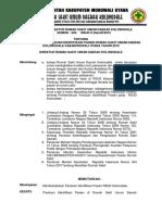 Sk Pedoman Identifikasi Pasien Ka Eca