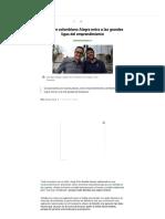 Software Colombiano Alegra Entra a Las Grandes Ligas Del Emprendimiento