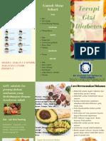 Terapi Gizi Diabetes