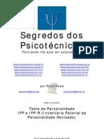 IFP e IFP-R - Inventário Fatorial de Personalidade