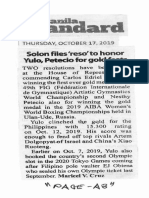 Manila Standard, Oct. 17, 2019, Solon files reso to honor Yulo Petecio for gold feasts.pdf