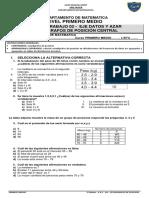 1º Medio - u 4.2 - Ga - Estadigrafos de Posicion